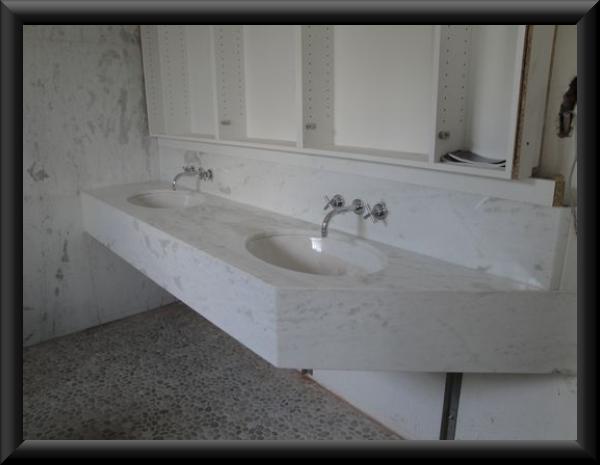 Badkamer wastafel blad het beste van huis ontwerp inspiratie - Lavabos ontwerp ...